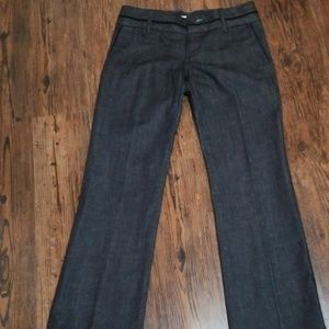 NWOT Banana Republic Dressy Black Jeans